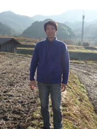 生産者の小田島正博